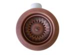 AquaSanita Клапан корзинчатый медь