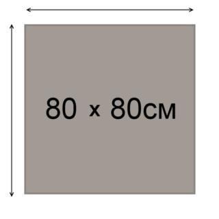 Topalit 80x80 Classicline