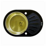Seaman Eco Glass SMG-730B Gold