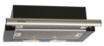 Elikor Интегра 50 черный/нерж.сталь