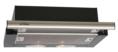 Elikor Интегра 60 черный/нерж.сталь