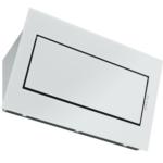 Falmec QUASAR GLASS WHITE 80