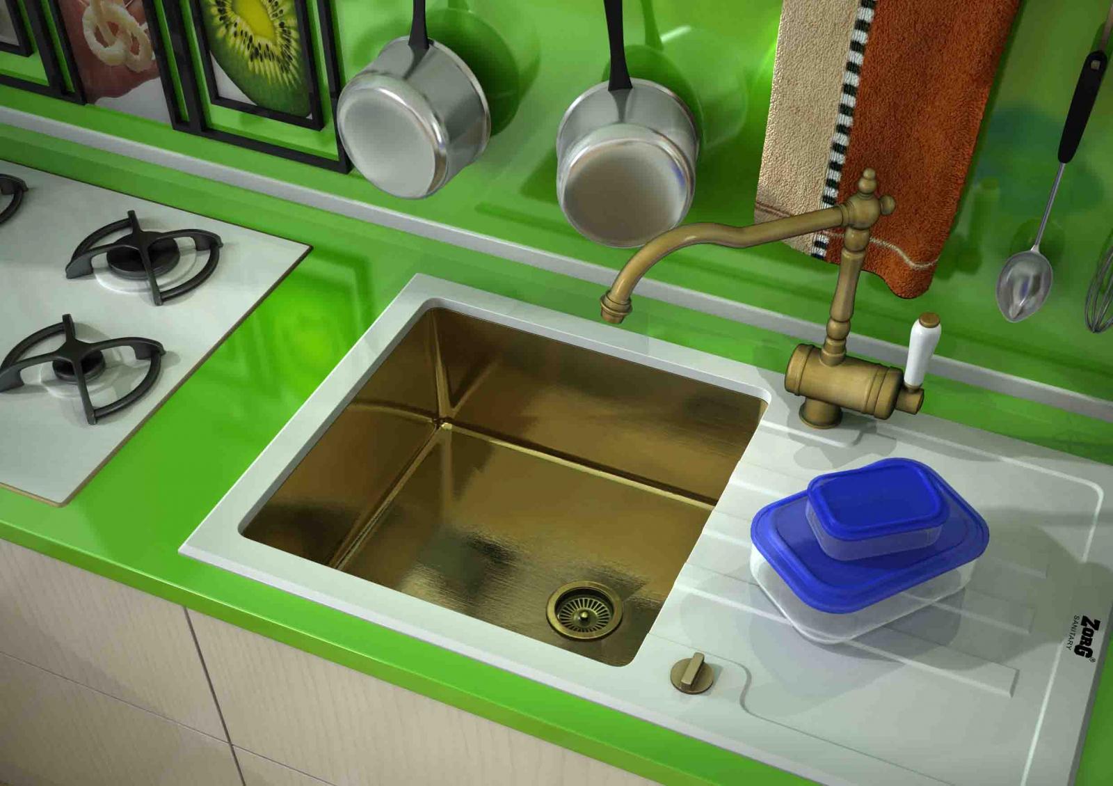 кухонная мойка нержавейка стекло Январь