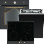 Smeg SF750AO + варочная панель + Посудомоечная машина