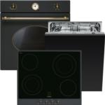 Smeg SF800A + варочная панель + Посудомоечная машина
