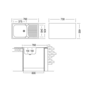 Ukinox CLM 760 (0,5)