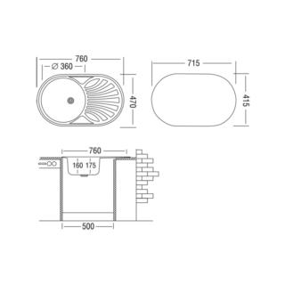Ukinox FAD 760 T (0,6)