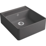 Villeroy&Boch Single Bowl Sink Графит